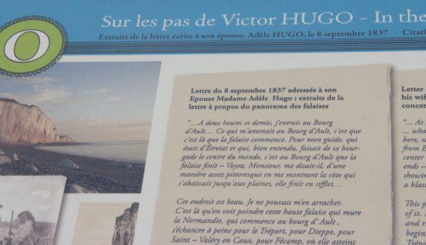 Balade Littéraire #11 : Sur les pas de Victor Hugo - Ault (Baie de Somme)