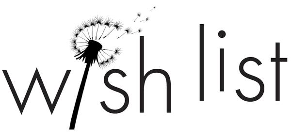 Wishlist ... C'est bientôt Noël non ??