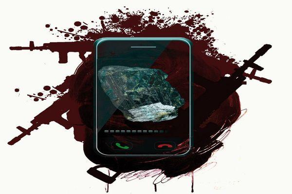 Le Coltan du sang en RDC