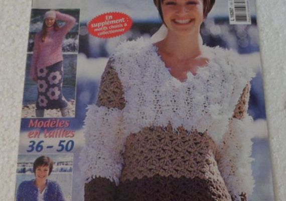 Tricot Couture Tricot Crochet Broderie Patchwork Et