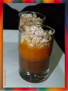 verrines dessert