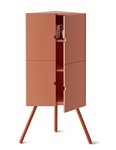 IKEA PS 2014 meuble de coin orange PE412776