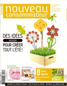 Nouveau consommateur juillet août 2010