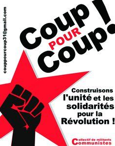 Construisons l'unité et les solidarités pour la Révolution