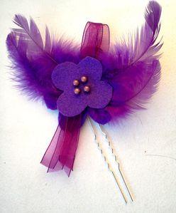 fleur-cheveux