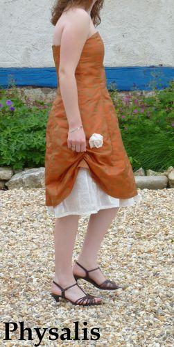 robe bustier 4