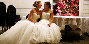 mariage © Bettina Hansen:AP:SIPA