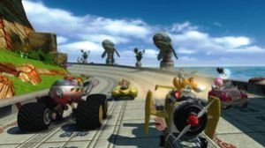 Sonic SEGA All-Stars Racing - E3-Xbox 360Screenshots16951