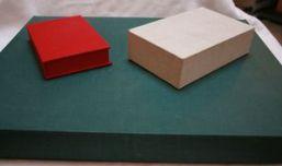 boîtes de conservation