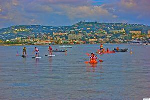 kayak double et paddle 1