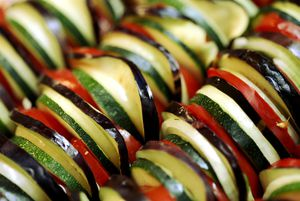 tian de légumes du soleil - schichtarbeit
