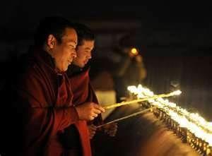 Moine bouddhistes 2