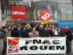 Grève Rouen 2011