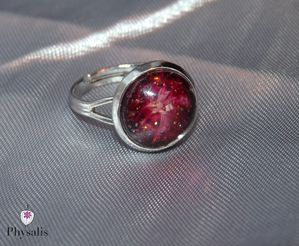 bague rouge or