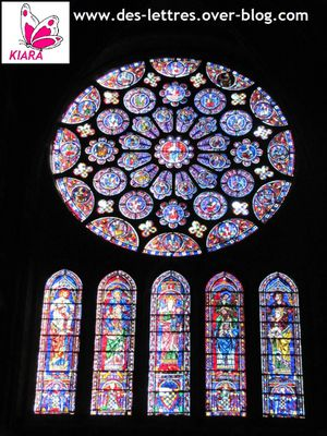 Cathédrale de Chartres Kiara