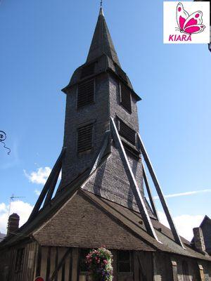 église sainte catherine clocher1