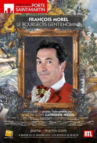 francois morel le bourgeois gentilhomme