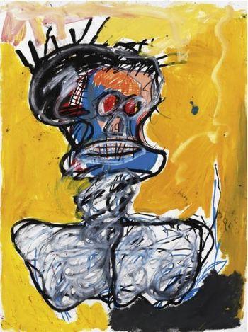 12 Basquiat sans titre sotheby's 11 mai 2011