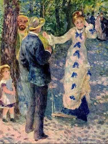 Balançoire Renoir