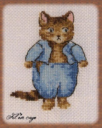 chat bleu (479 x 600)