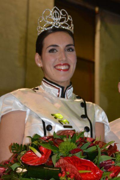 election de la reine du carnaval de nice 2014