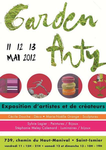 GARDEN ARTY mai 2012