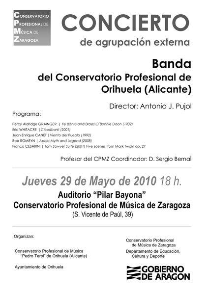 Banda Orihuela cartel