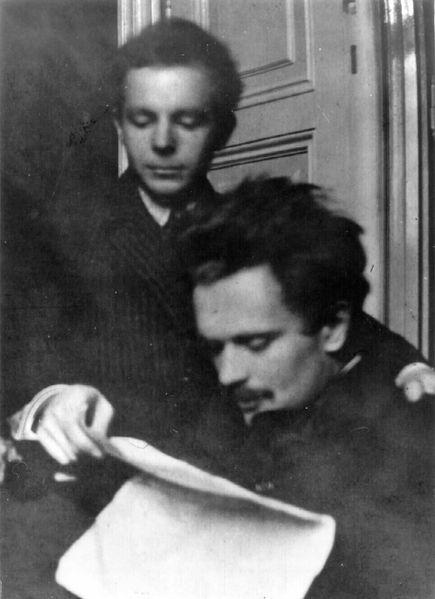 Resultat d'imatges de Bartok and Kodaly