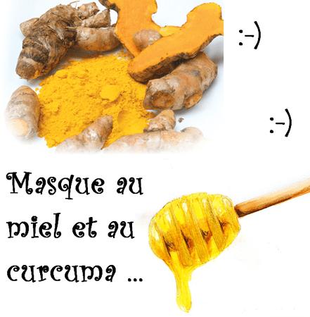 #recette_beauté_curcuma