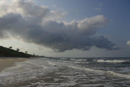 Enamino - La plage