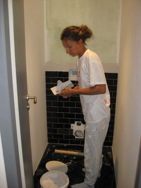 Carrelage Toilettes Photos Cheap Dco Wc Et Ides Pour