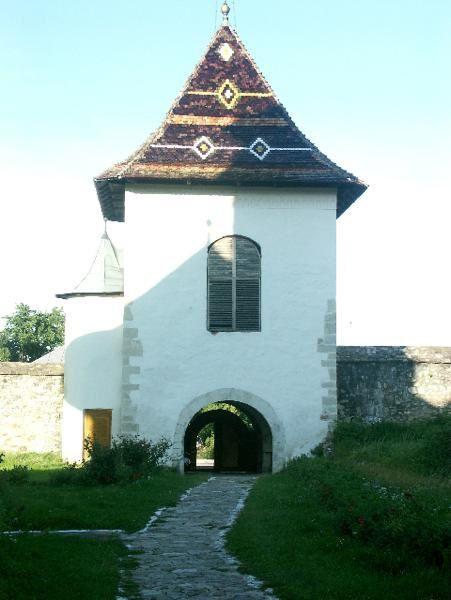 Les premiers monastères orthodoxes peints de Bucovine : Moldovitsa, Sucevita, Solé 5