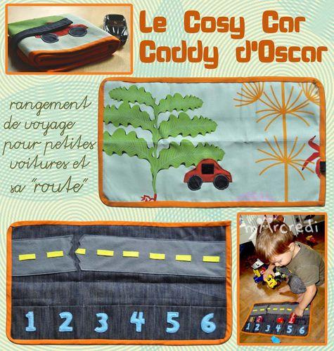 car cosy oscar blog