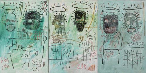 19 Basquiat 82 Six Crimee Musée d'Art contemporain LA