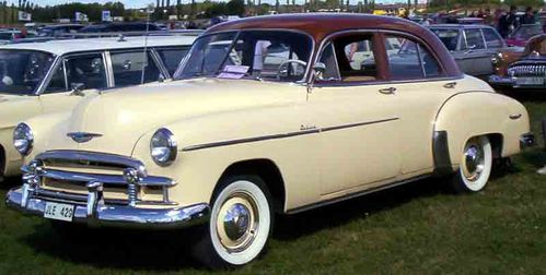 Chevrolet 1949 1952 Rockin Records Le Son Du Rock N