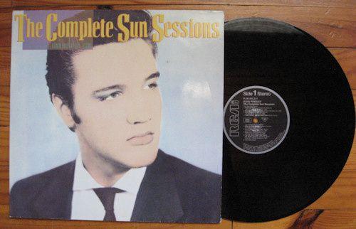 PRESLEY, Elvis - Sun Sessions (f)