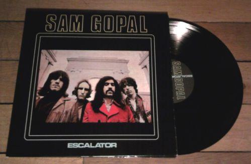 Sam Gopal - Escalator