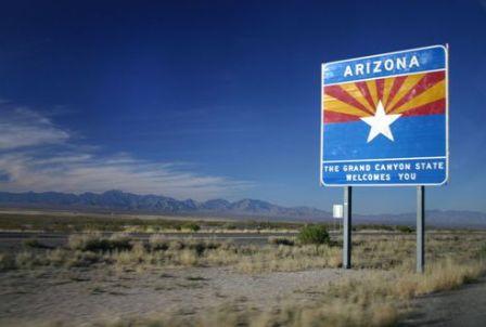enter arizona
