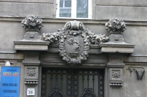 Varosmajor utca ; une rue à découvrir à Budapest 4
