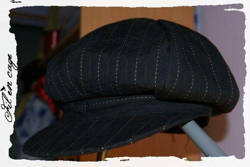 1ère casquette extérieure