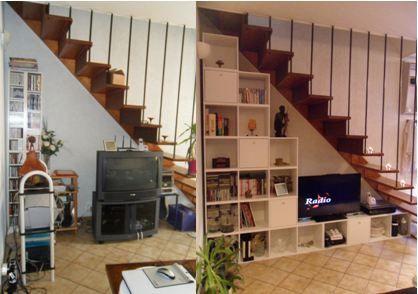 Relooking Dune Maison De Ville En Location Indoors