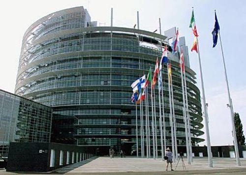 Strasbourg parlement