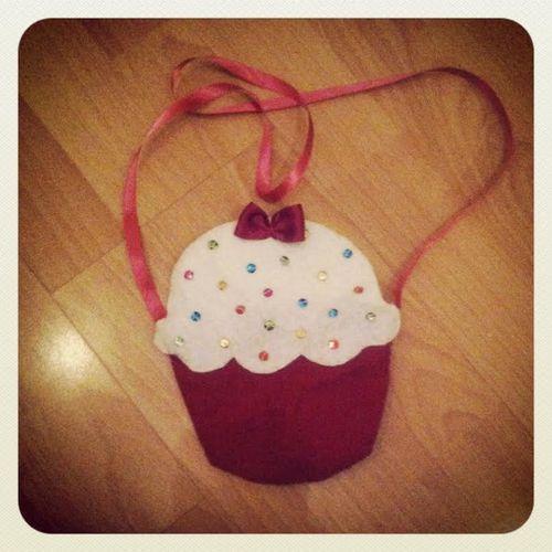 Sac cupcake