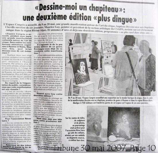 tribune-P1 30mai2007