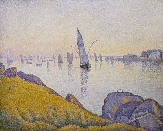 SIGNAC-Concarneau-light