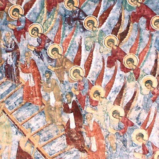 Les premiers monastères orthodoxes peints de Bucovine : Moldovitsa, Sucevita, Solé 8