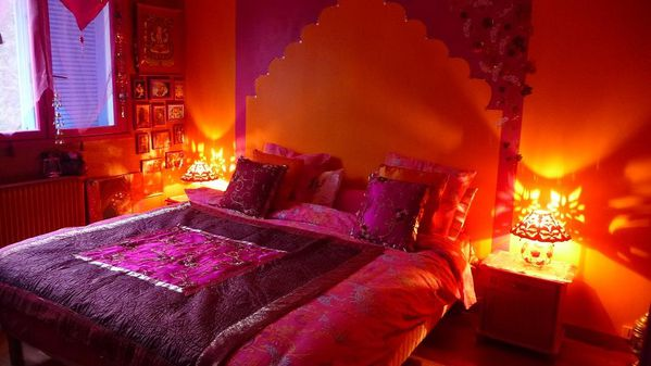 Dcoration Chambre Bollywood