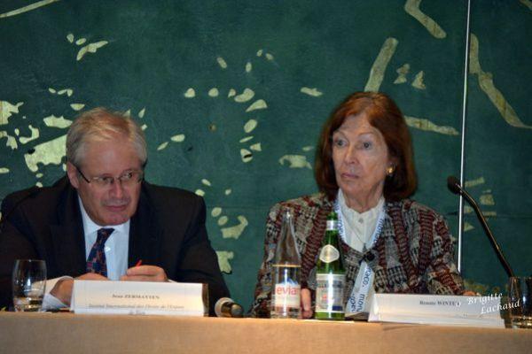 Colloque droits d'enfants Monaco