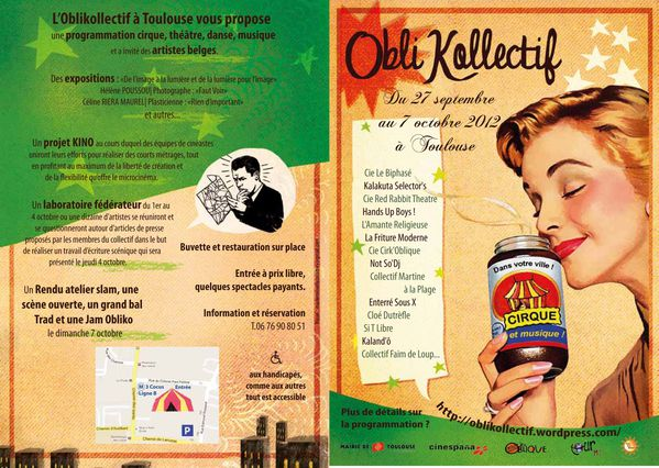 Programme Olika-Toulouse-1