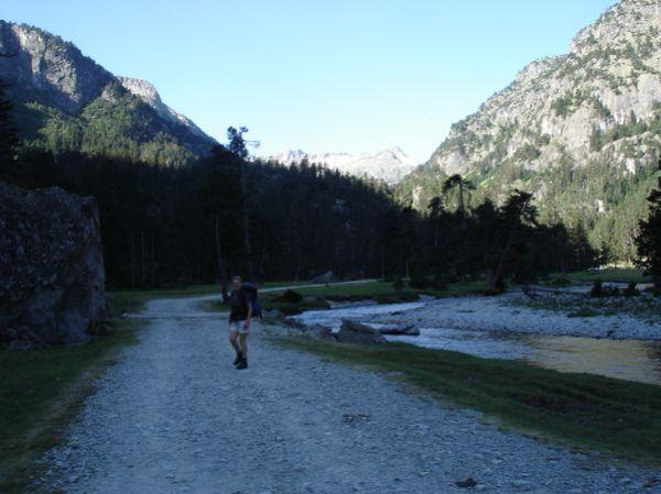 Pyrénées : Lacs de la Cardinquère:Embarrat (2078m)-Pourtet (2420m)-Nère (2309m) 9